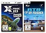 BUNDLE -- X-Plane 10 - Global 32- & 64Bit Version - & - X Plane 10 Add-On - ATR 72-500