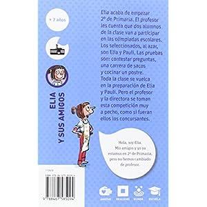 Elia Y Las Olimpiadas Escolares (Barco de Vapor Azul)
