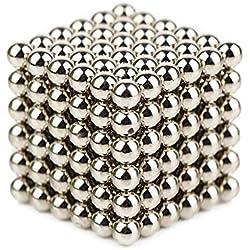 Imanes relajantes. Bolas Magneticas de Neodimio, Puzle de Bolas de (216 Bolas Magnéticas) 5mm