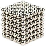 OBEST NIU Puzzle de Bolas Magneticas de Neodimio, Puzle de Bolas de (216 Bolas Magnéticas) 5mm