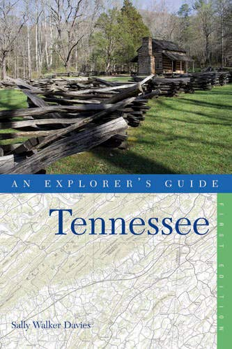 An Explorer's Guide Tennessee (Explorer's Guides)