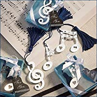 Musical Note Bookmark Favors - 34 count by Fashioncraft preisvergleich bei billige-tabletten.eu