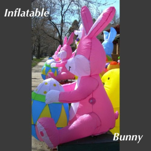 Inflatable Bunny
