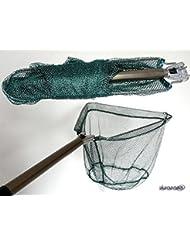 Fishing net Mesh Landing net Telescopic landing net Telescopic Landing Net (kescher033) by Soytich