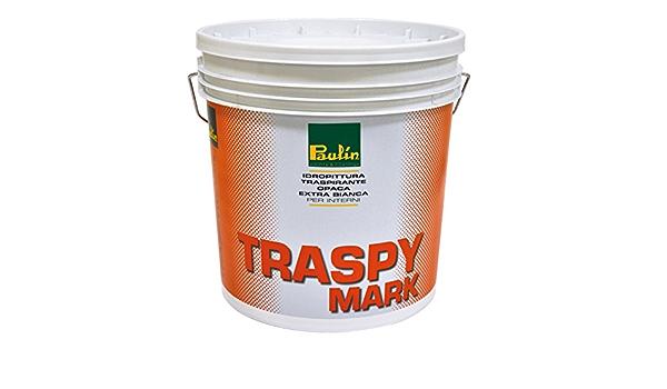 Traspymark Bianco Lt 14 Amazon It Giardino E Giardinaggio