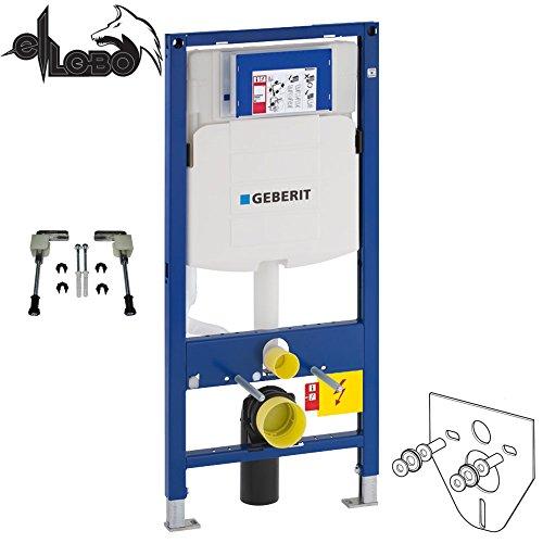 Preisvergleich Produktbild Geberit Duofix UP320 111.300.00.5 inkl. Bausatz 111.815.00.1, Schallschutz Set