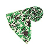Verlike Kühlendes Handtuch, Camouflage Cooles Handtuch für Männer und Frauen – Verdunstendes kühles Handtuch für Yoga, Golf, Reisen, grün
