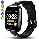 kissral Smartwatch, Orologio Intelligente Braccialetto Fitness Activity Tracker...