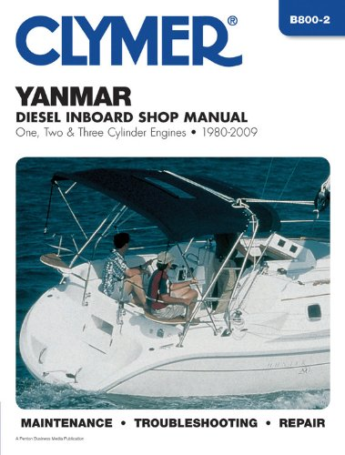 Yanmar Diesel Inboard Engines 198 (Clymer Motorcycle Repair)
