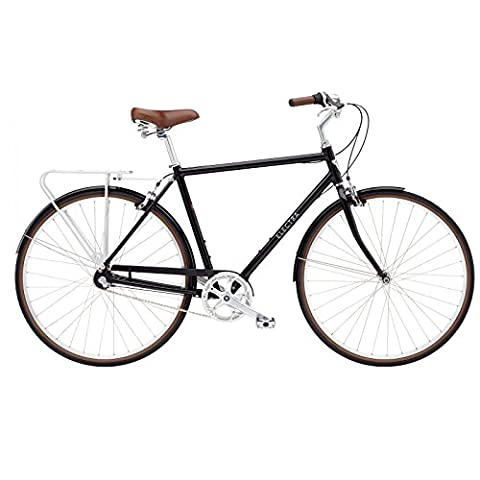 Electra Bike Lofft 3i - Cruiser Homme - men's noir