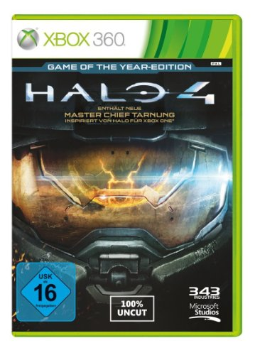 Halo 4 - Game of the Year Edition - [Xbox 360] (Halo-xbox-360-spiele)