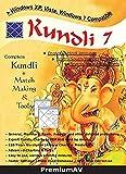 #5: Kundli 7 English and Hindi Language Complete Kundli Software + Match Making & Tools By PremiumAV