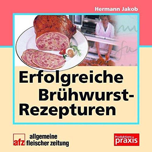 Brühwurstrezepturen