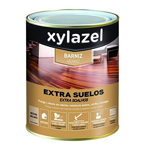 Xylazel 0415003 Barniz Extra Suelos, 750 ml