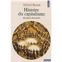 Histoire du capitalisme (De 1500 à nos jours)