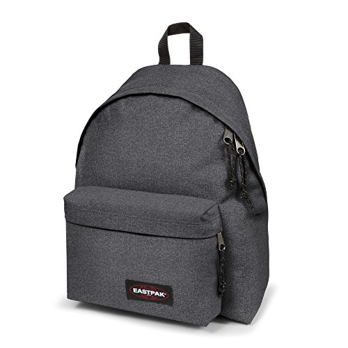 Imagen de eastpack padded pak'r  tipo casual, 45 cm , 24 litros, negro denim alternativa