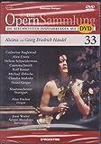 Die Opernsammlung - Die berühmtesten Inszenierungen auf DVD - Nr. 33 - Alcina von Georg Friedrich Händel - ungekürzte Fassung 159 Min. (Arthaus Musik)