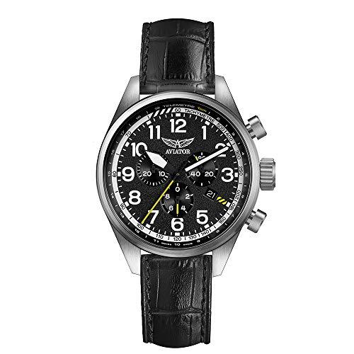 Aviator Airacobra P45 Herren-Chronograph