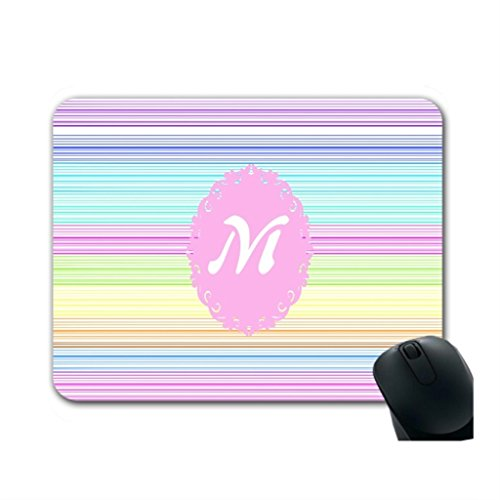 Helen Chen Girly Mousemats Stripey computer Mousepad Middle
