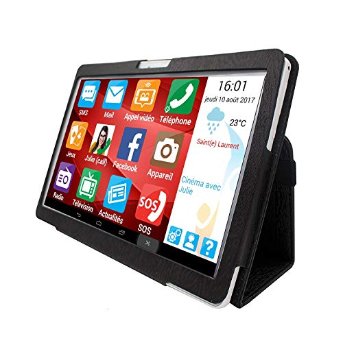 Tablette Senior ergomind 3 10' HD Blanche 4G / WiFi 32Go +...