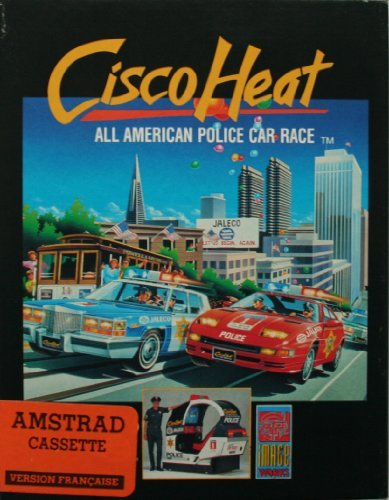 image-works-cisco-heat-all-american-police-car-race-amstrad-cpc-game-importacion-inglesa