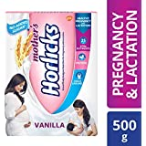 Mother's Horlicks Health & Nutrition drink (Vanilla) 500gm pack