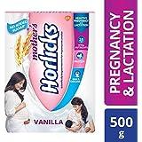 Mother's Horlicks - Health & Nutrition drink, No Added Sugar, Vanilla flavor, 500gm