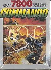 Commando - Atari 7800 - PAL