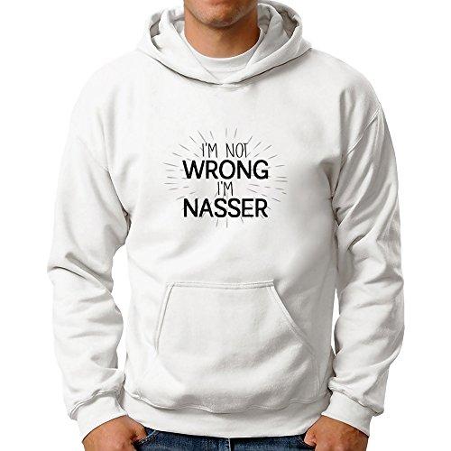 Eddany I'm Not Wrong I'm Nasser Hoodie
