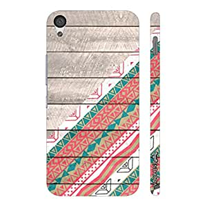 One Plus X Wooden Art designer mobile hard shell case by Enthopia
