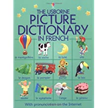 Usborne Picture Dictionary in French