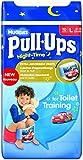 Huggies Pull-Ups Boys Night Time Pants Convenience Pack, Large - 6 Packs (10 Pants Per Pack, 60 Pants Total)