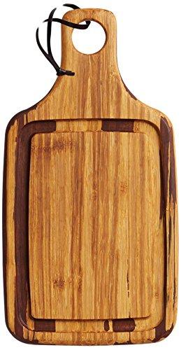 Kitchen craft master class - tagliere rettangolare piccolo, in legno di bambù