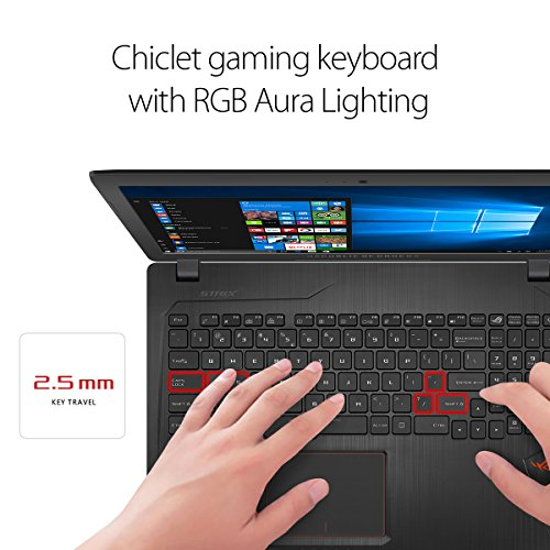 Asus Rog GL753VE-DS74 Laptop (Windows 10, 16GB RAM, 1000GB HDD) Black Price in India