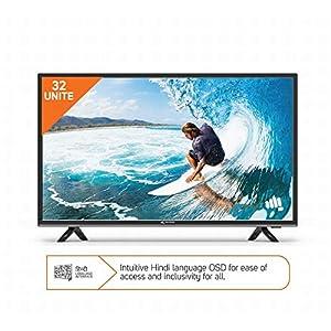 Micromax 81 cm (32 Inches) HD Ready LED TV Unite (Black)