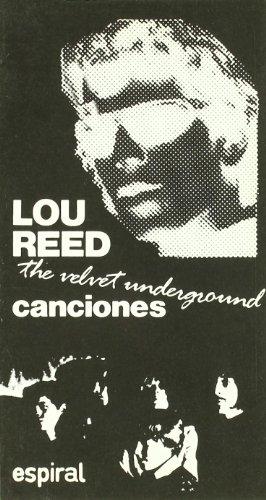 Canciones - Lou Reed por Alberto Manzano