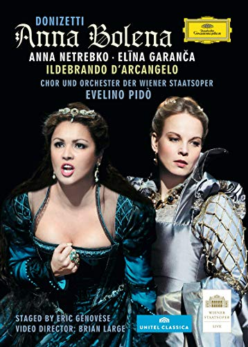 London Kostüm Ltd - Donizetti, Gaetano - Anna Bolena [2 DVDs]