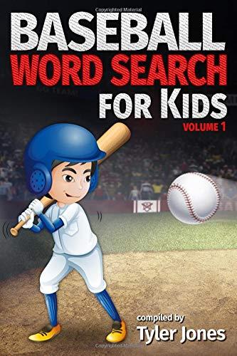 Baseball Word Search for Kids por Tyler Jones