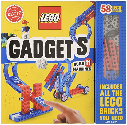Lego Gadgets par Editors of Klutz