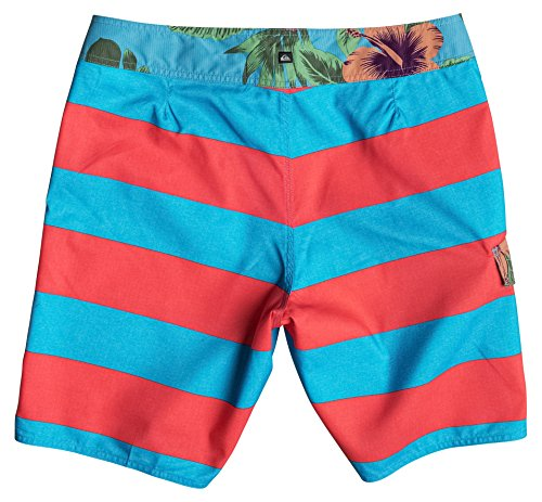 Quiksilver Everydaybrigg18 Boardshort Homme Everyday Brigg Hawaiian Ocean