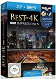 BEST OF 4K - UHD Impressionen (UHD STICK und Blu-ray in REAL 4K) [Blu-ray] [Limited Edition] - Diverse