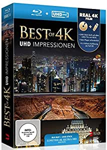 Best of 4k (Uhd Stick in Real [Blu-ray] [Import anglais]