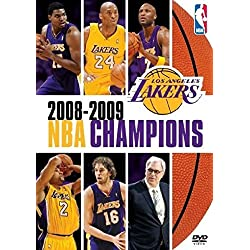 NBA - NBA Champions 2008-2009: Los Angeles Lakers [Alemania] [DVD]