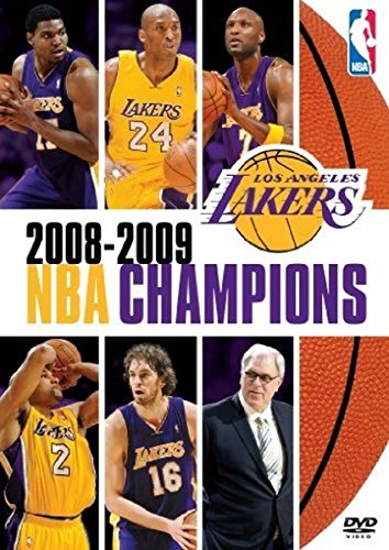 NBA - NBA Champions 2008-2009: Los Angeles Lakers (Nba-geschichte)