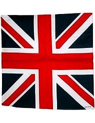 bandana drapeau angleterre uk londres punk rock 55x55cm