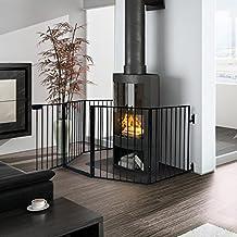 pare feu poele. Black Bedroom Furniture Sets. Home Design Ideas