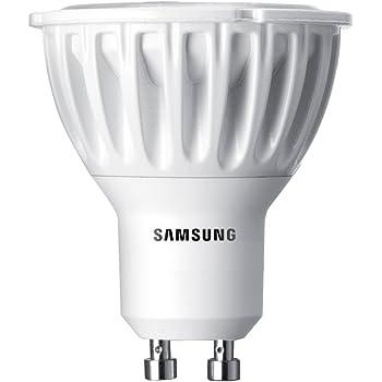 Samsung Lampadina a LED faretto GU 10 4.6 W equivalente 35 W, 310 lumen, colore 2700 K bianco caldo