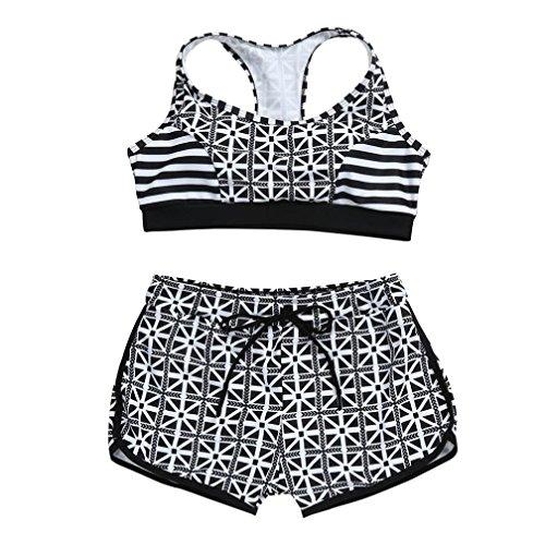 Kostüm Kurvige - Hot Summer GreatestPAK Beautiful Push Up Gepolsterter Badeanzug Frauen Mädchen Dame Kostüm Bademode Bikini Set