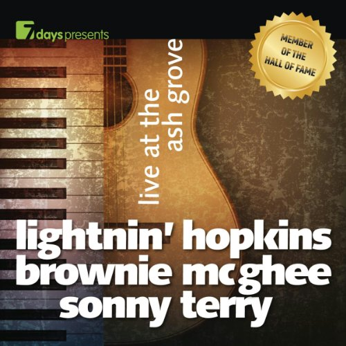 7days Presents: Lightnin' Hopkins,Brownie Mc Ghee (Lightnin Mc)