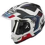 Arai Tour-X 4 Vision Enduro Helm Rot/Weiß/Blau XS (53/54)